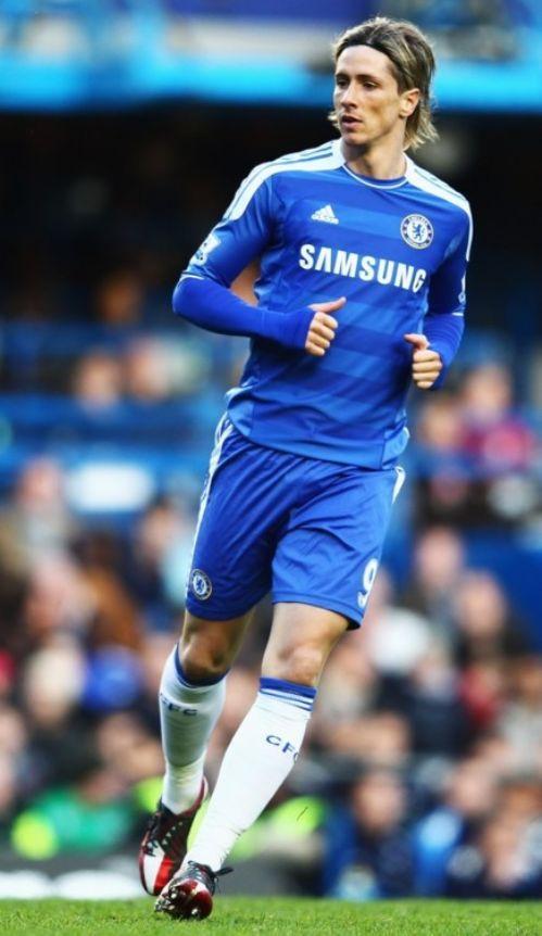 Fernando Torres; Atletico Madrid and Spanish National Team