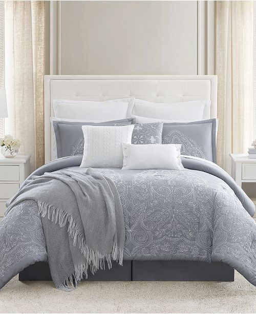 CLOSEOUT! Talia 14-Pc Comforter Sets in 2018 bedding Pinterest