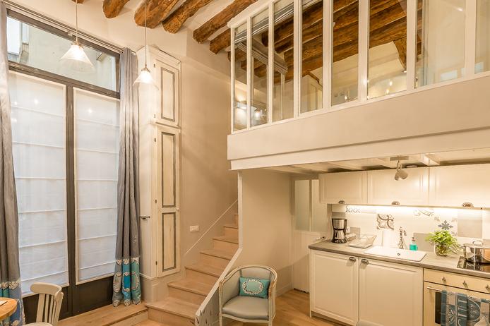 Paris apartment - Le Petit Loft de Paris