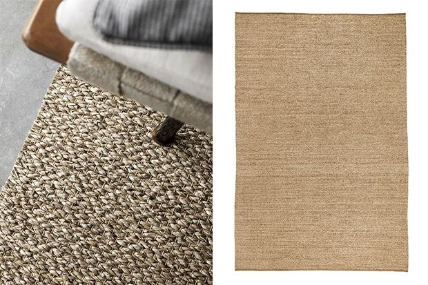 Reversible rug (same pattern both sides) Super idea for even wearing! SINNERLIG Flatwoven Rugs