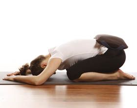 yoga sandbag 15lb  shophalfmoon 3500  restorative