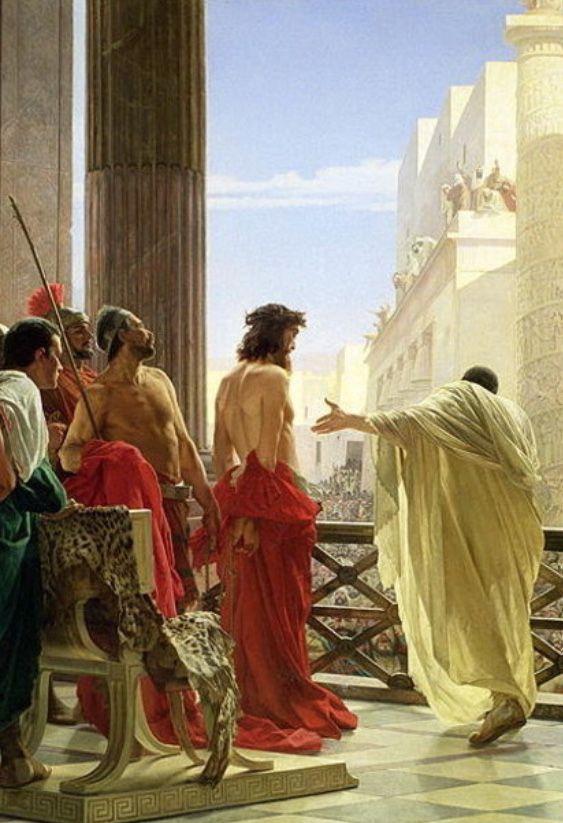Ciseri's Ecce Homo