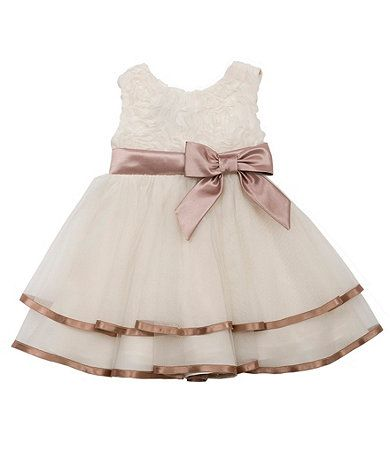 Available at Dillards.com #Dillards | Baby girl dresses ...