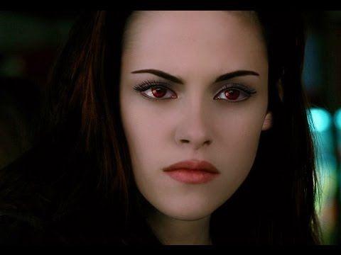 bellas vampire makeup in breaking dawn part 2 youtube