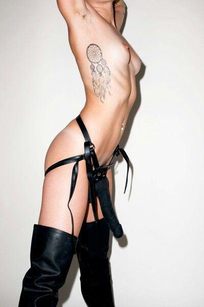 2 - Miley Cyrus Candy Magazine Naked Photoshoot  Things -6709