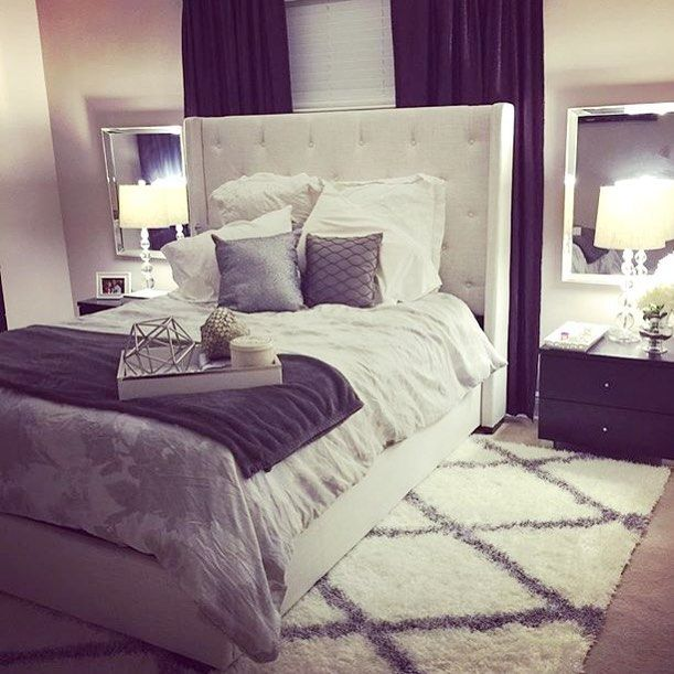 Cozy Apartment Bedroom Decorating Ideas: Pin By Terilynn On NEW Master Bedroom