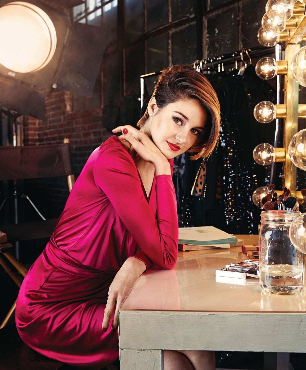 Shailene Woodley in Modern Luxury Magazine by John Russo, June 2014.