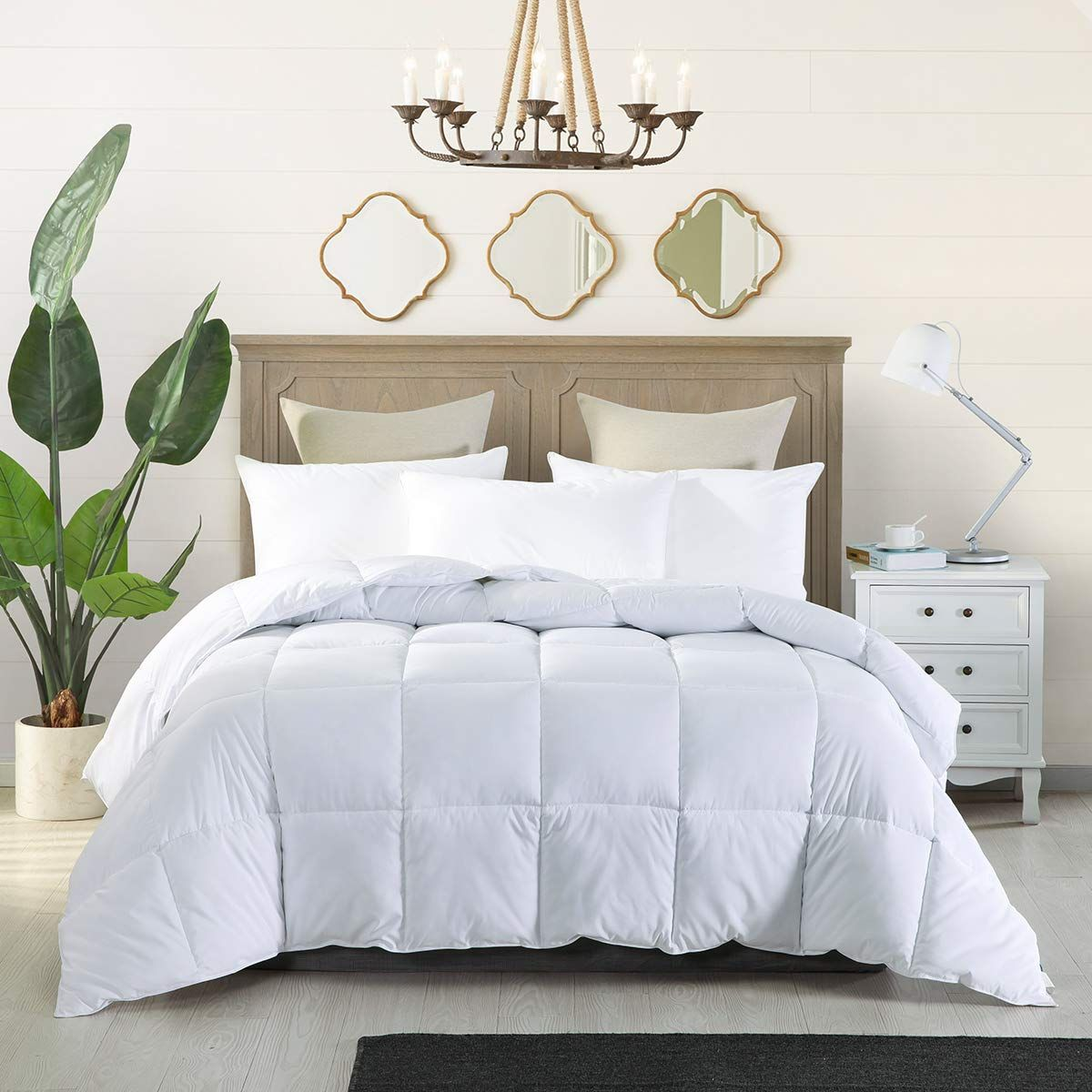 Dreamland Bedding Luxury Collection Hotel Style Allergy Free Super