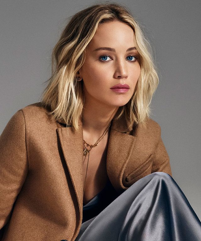Jennifer Lawrence Wants You to Be Honest About Your Diet