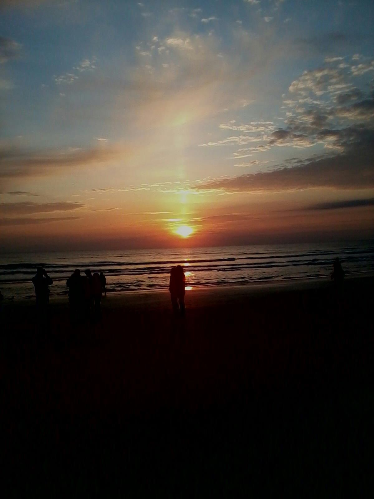 Easter Sunrise Service Daytona Beach Florida 3 31 2017 Is
