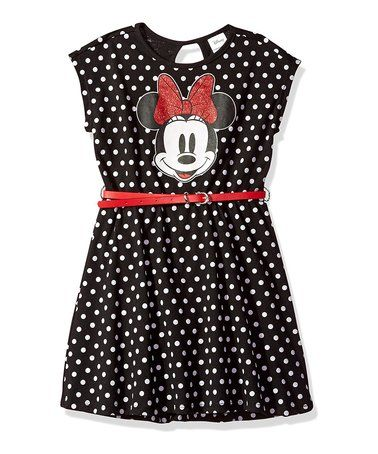 Look What I Found On Zulily Minnie Mouse Black White Polka Dot