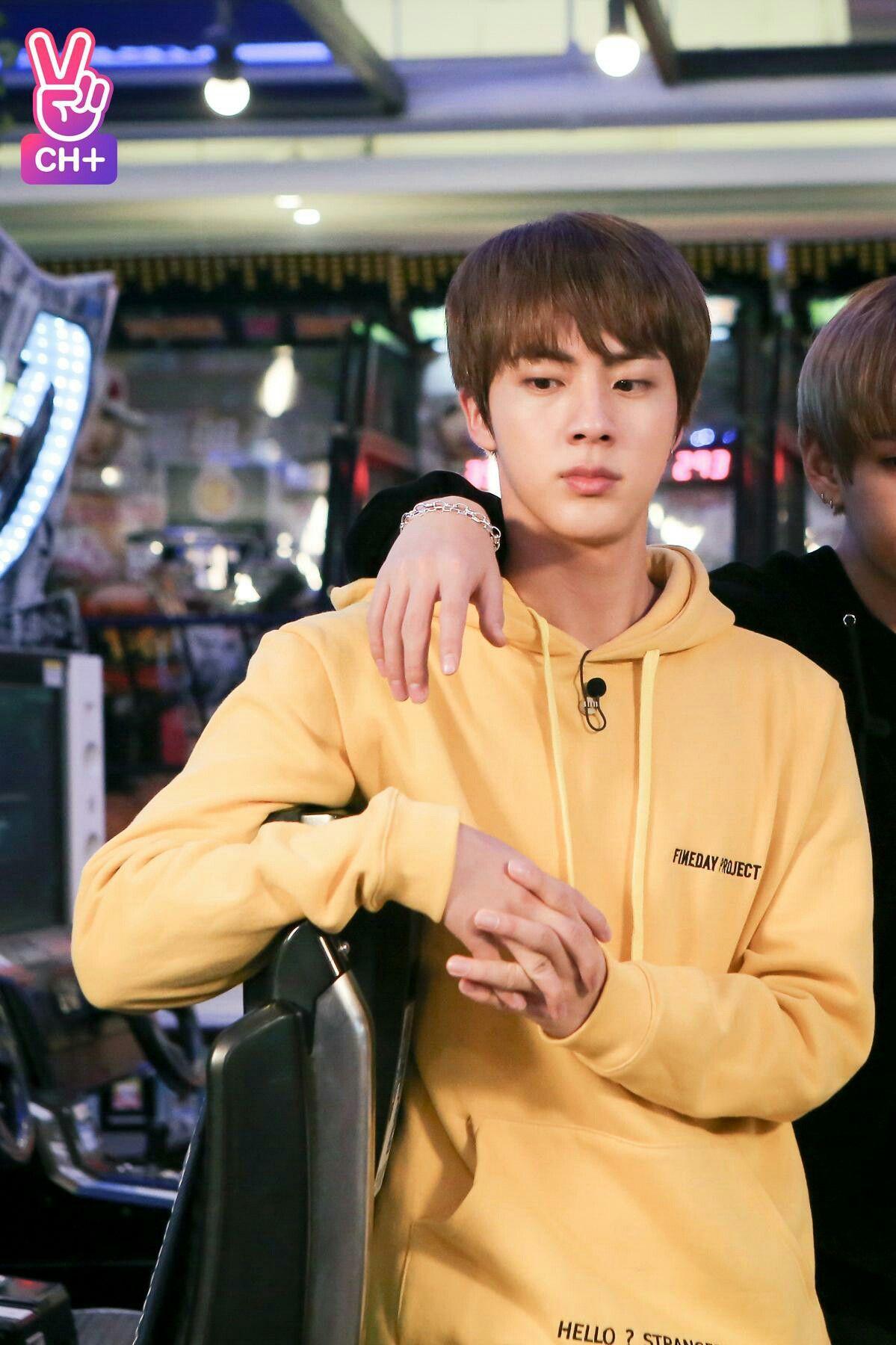 JIN from RUN BTS EP 17 | Run BTS Episodes in 2019 | Bts, Bts jin