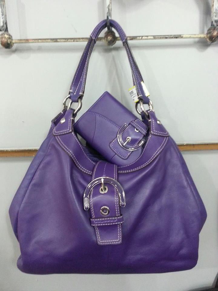 Coach purses.... love this one!!