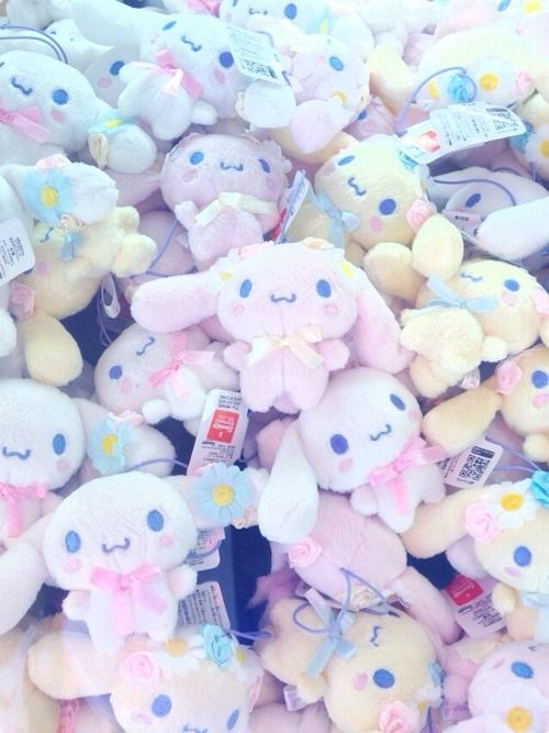 Kawaii plushy fluffies