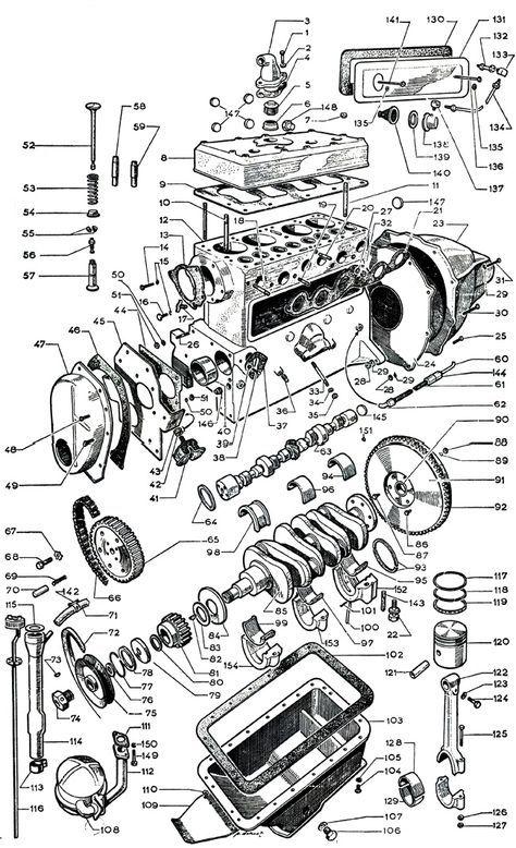 Jeep willys engine diagram