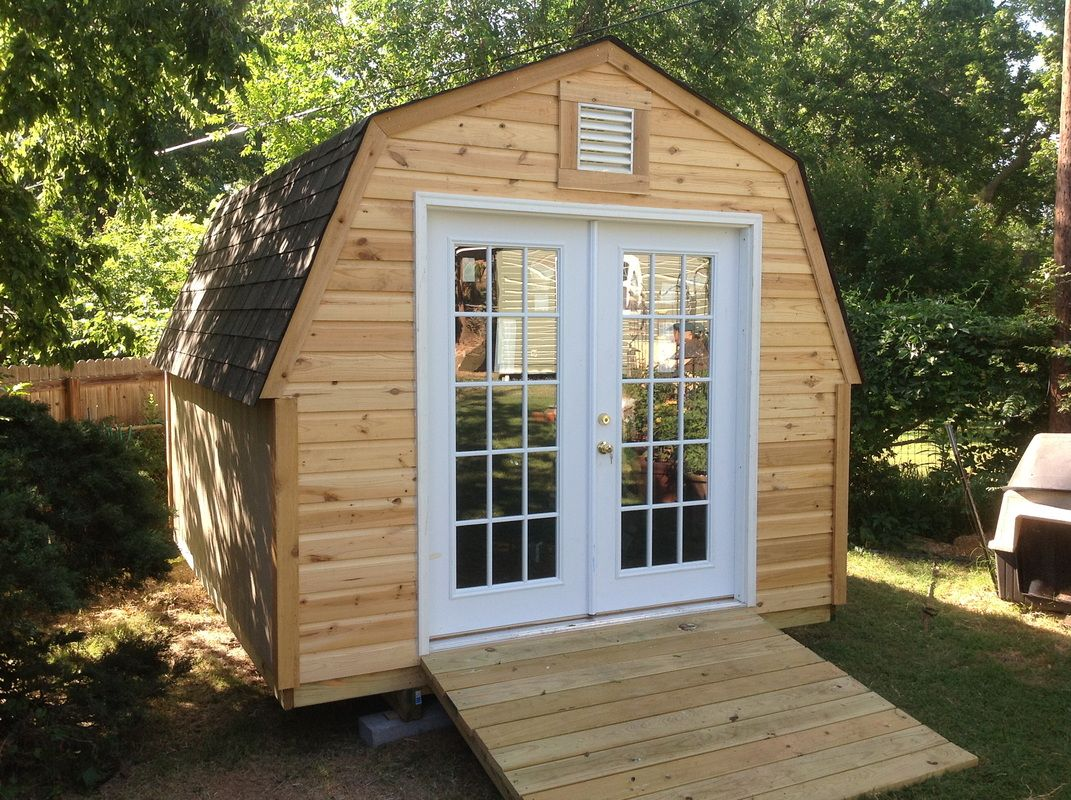 Storage Buildings - Build your own portable building. Use ...