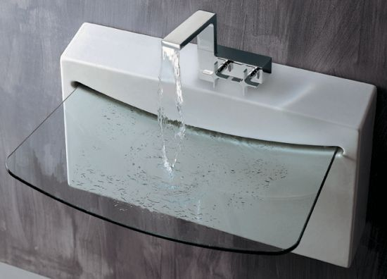 Futuristic Bathroom Vanities By Componendo Will Instantly Rev Up The