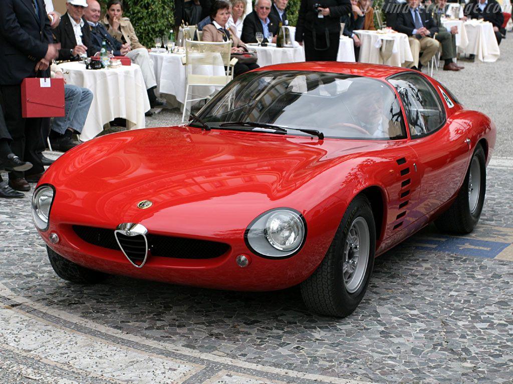 Charmant Vehicle · Alfa Romeo Canguro_Bertone ...