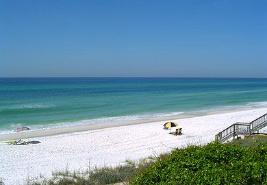 Seaside Florida Defines New Urbanism