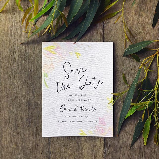 S a v e t h e d a t e wedding invitations wedding stationery save s a v e t h e d a t e wedding invitations wedding stationery save the date event stationery custom design simple pretty subtle watercolour stopboris Gallery