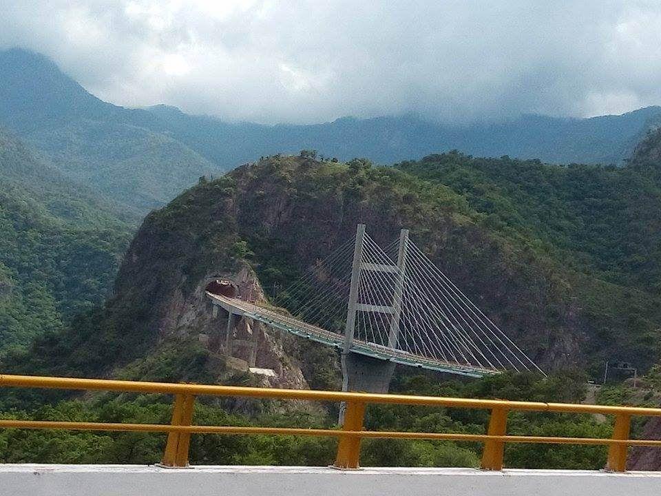 https://flic.kr/p/x4PG1b | viajando a Mazatlan | Carretera nueva de Durango a Mazatlan ..Mexico