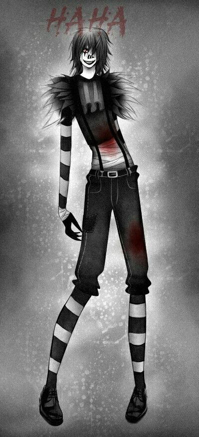 Laughing Jack In The Box : laughing, Laughing, The...), Creepypasta,, Jack,, Creepypasta
