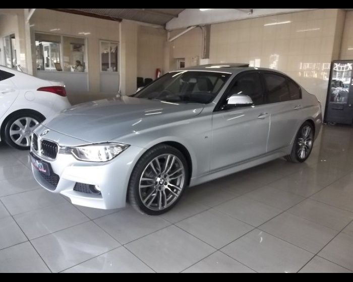 2014 bmw 3 series f30 320d m sport line a. Black Bedroom Furniture Sets. Home Design Ideas