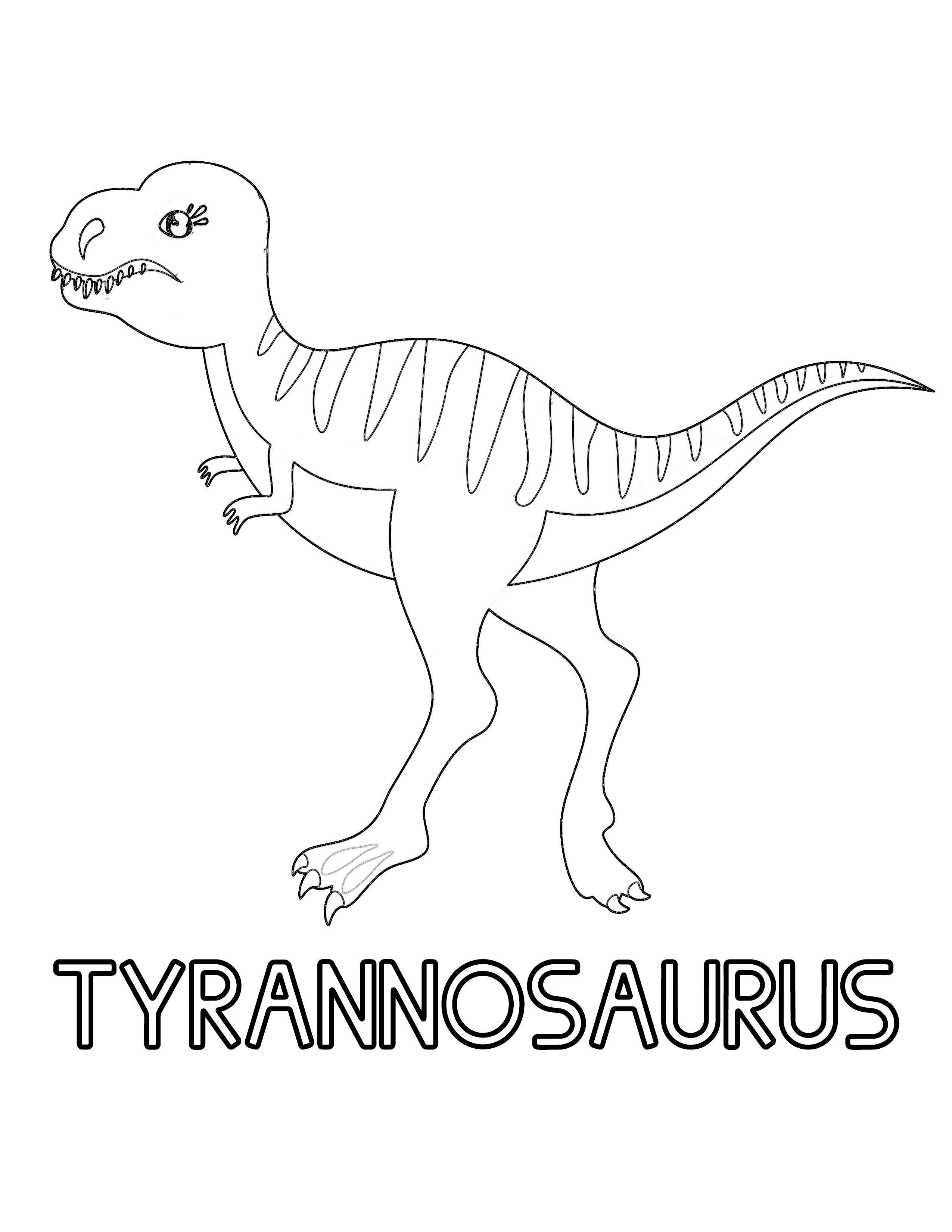 20 Fun Printable Dinosaur Activity Sheets In