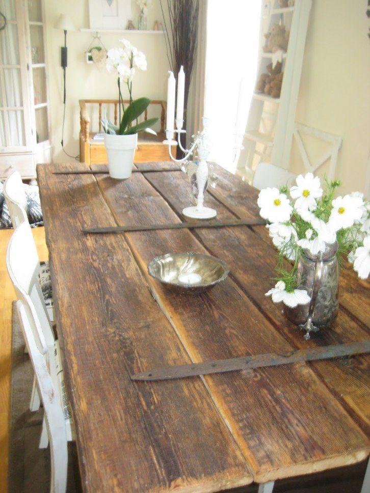 bygga ett bord av plank