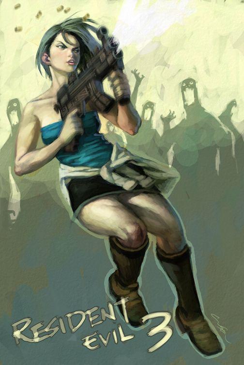 Resident Evil 3 By Cuson Deviantart Com On Deviantart