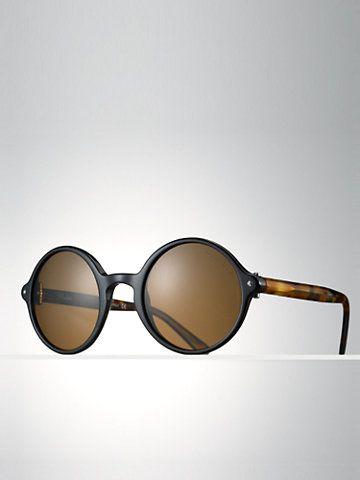 84b24f7fc0504 Round Sunglasses - Sunglasses Men - RalphLauren.com · Óculos De Sol ...