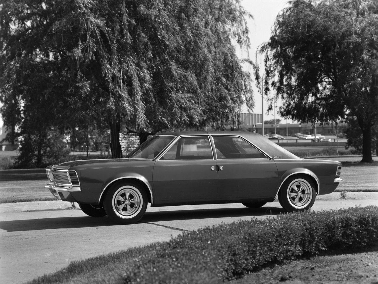 1966 AMC Cavalier Concept Concept cars, American motors