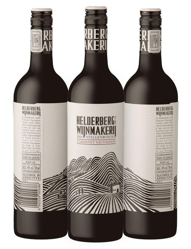 Fanakalo Vine Project Pinterest Packaging Design Wine Label