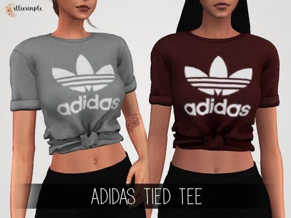 sims 4 adidas shirt