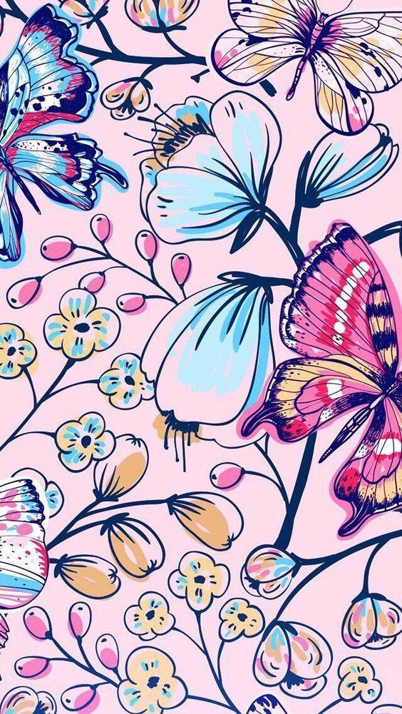 Порция симпатичных рисунков для вашего творчества