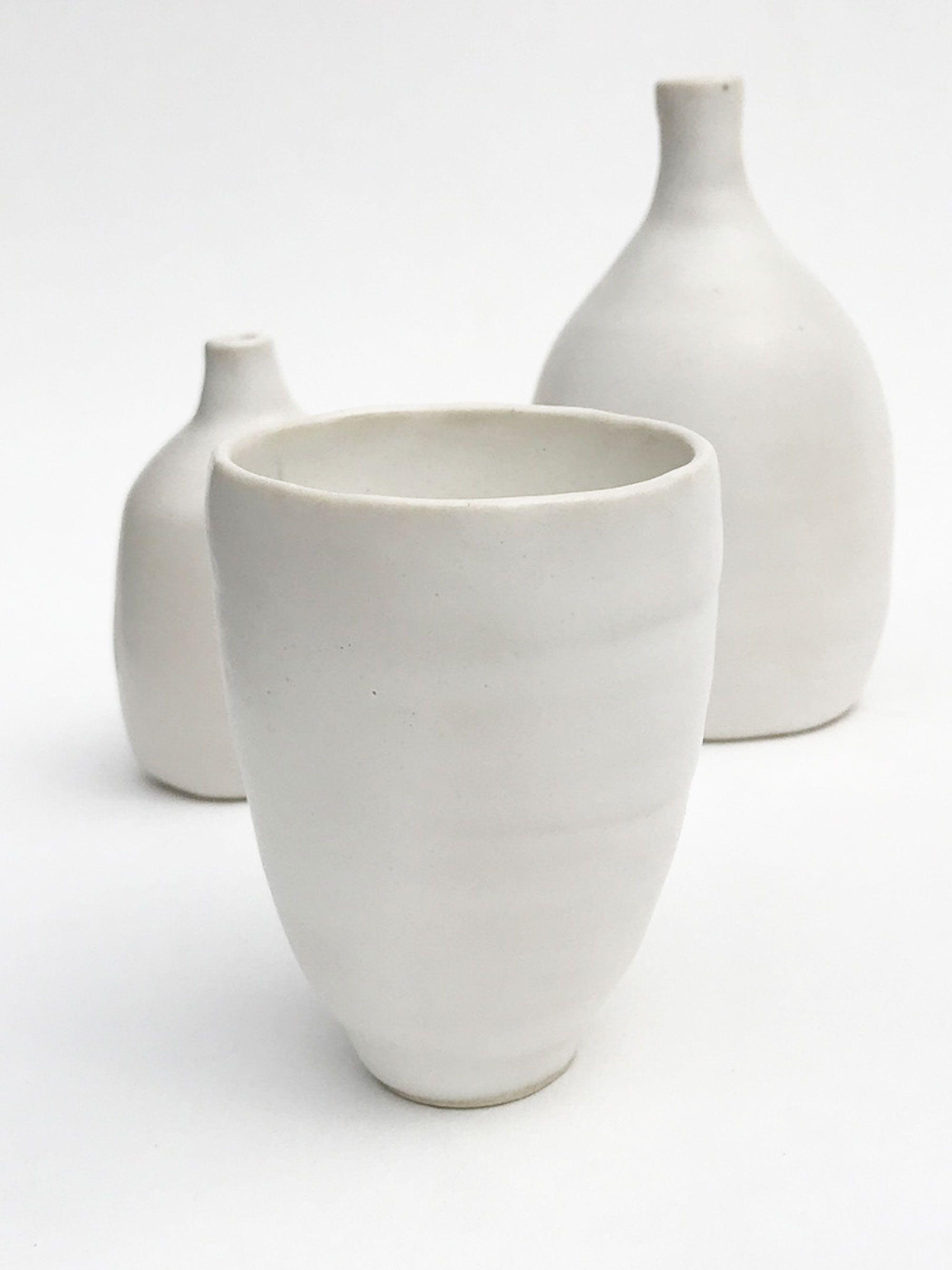 Wishing everyone a day of peace.       www.amhceramics.etsy.com   #sake #sakecups #budvases #budvase #claytalk #homedecor #pursuepretty #potterslife #studiopotter #etsymudteam #potterylove #handmadepottery #ceramiclove #etsyfinds #instapottery #pottersofinstagram #claystagram