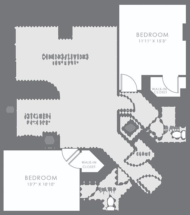 Floor Plans, Dc Apartments, Apartment