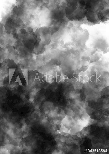 Stock Image: storm clouds background