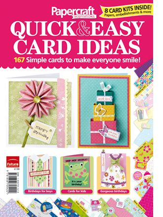 FREE Quick & Easy Card Ideas printables! | Papercraft Inspirations