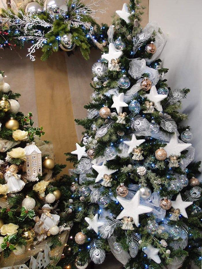 Albero Di Natale Online.Crea Un Albero Di Natale Originale E Low Cost L Albero Di Natale