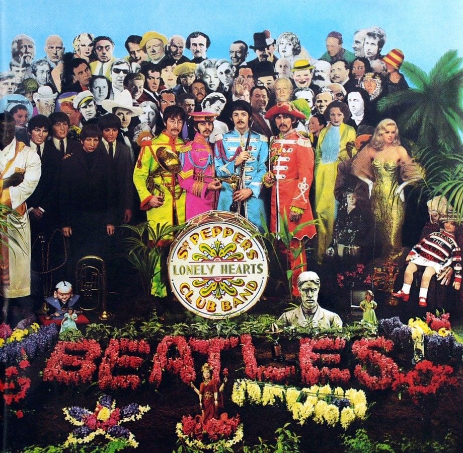 08/25 A Day In The Life Sgt. Pepper's And The Lonely ...