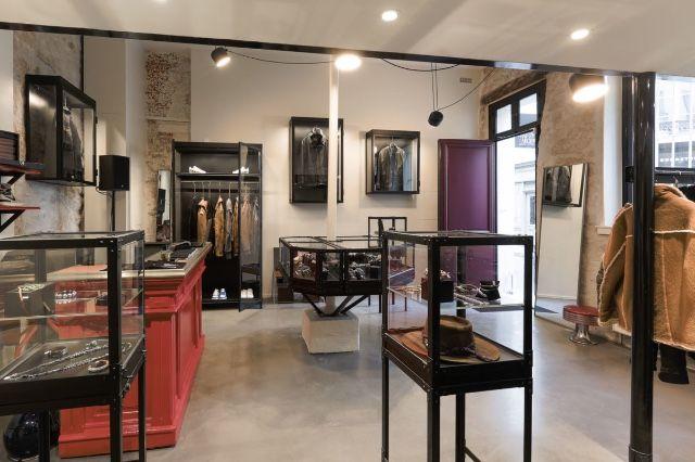 Agencement boutique - Nos réalisations - AKR French Design
