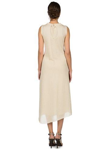 Платье Brunello Cucinelli, 131389,00. Купить платье Brunello Cucinelli 515A80 в интернет-магазине | Cashmere