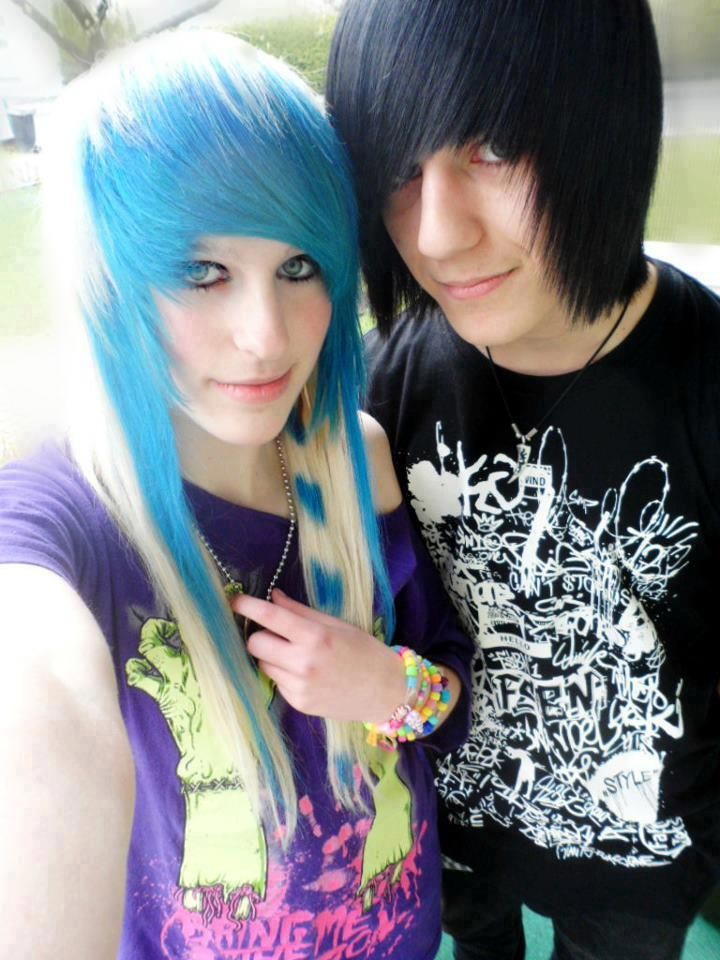 Is there a difference between emo and scene dating