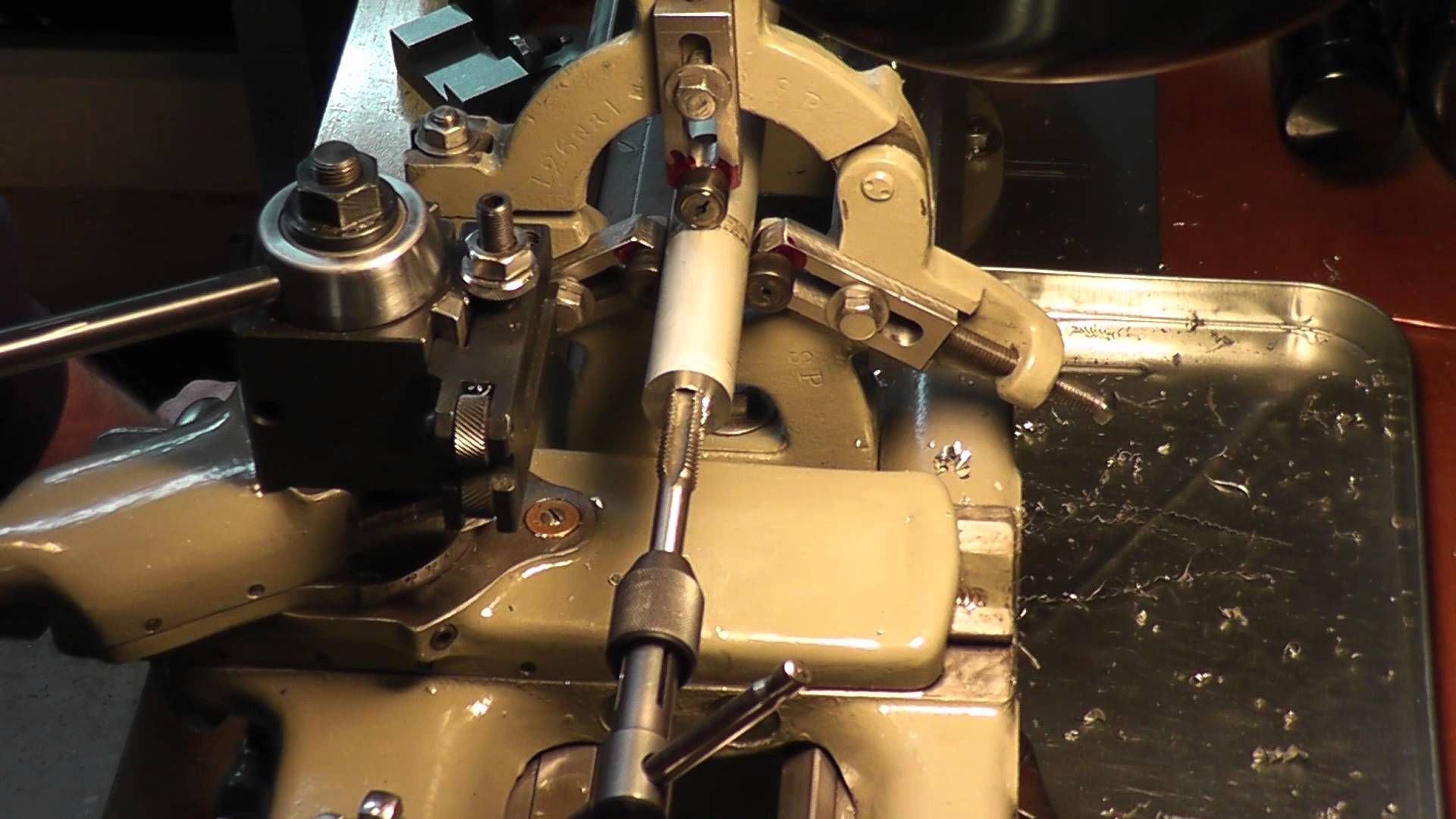 Making A Quickset Depthstop For A Drill Press Drill