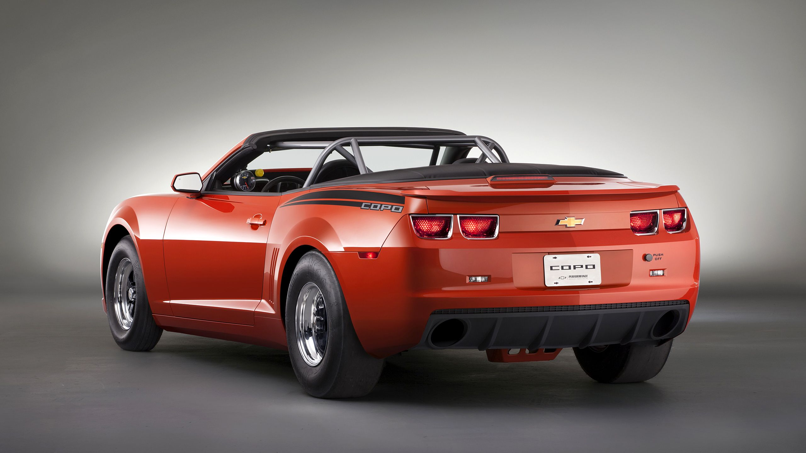 2012 Camaro COPO Convertible-5.3L V8 Supercharged