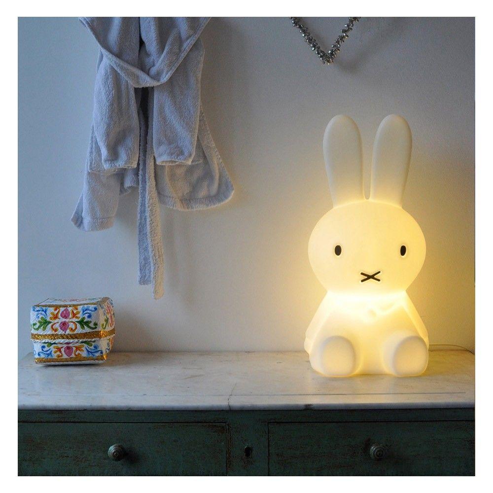 Night lights nursery - Miffy Night Light