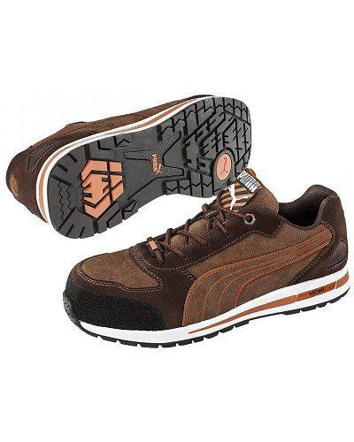 Puma Safety Barani Low S1P HRO SRC | Sneakers fashion, Puma ...