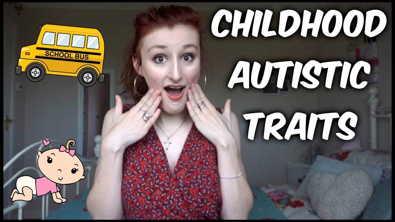 My Autistic Childhood invisible i Autistic traits
