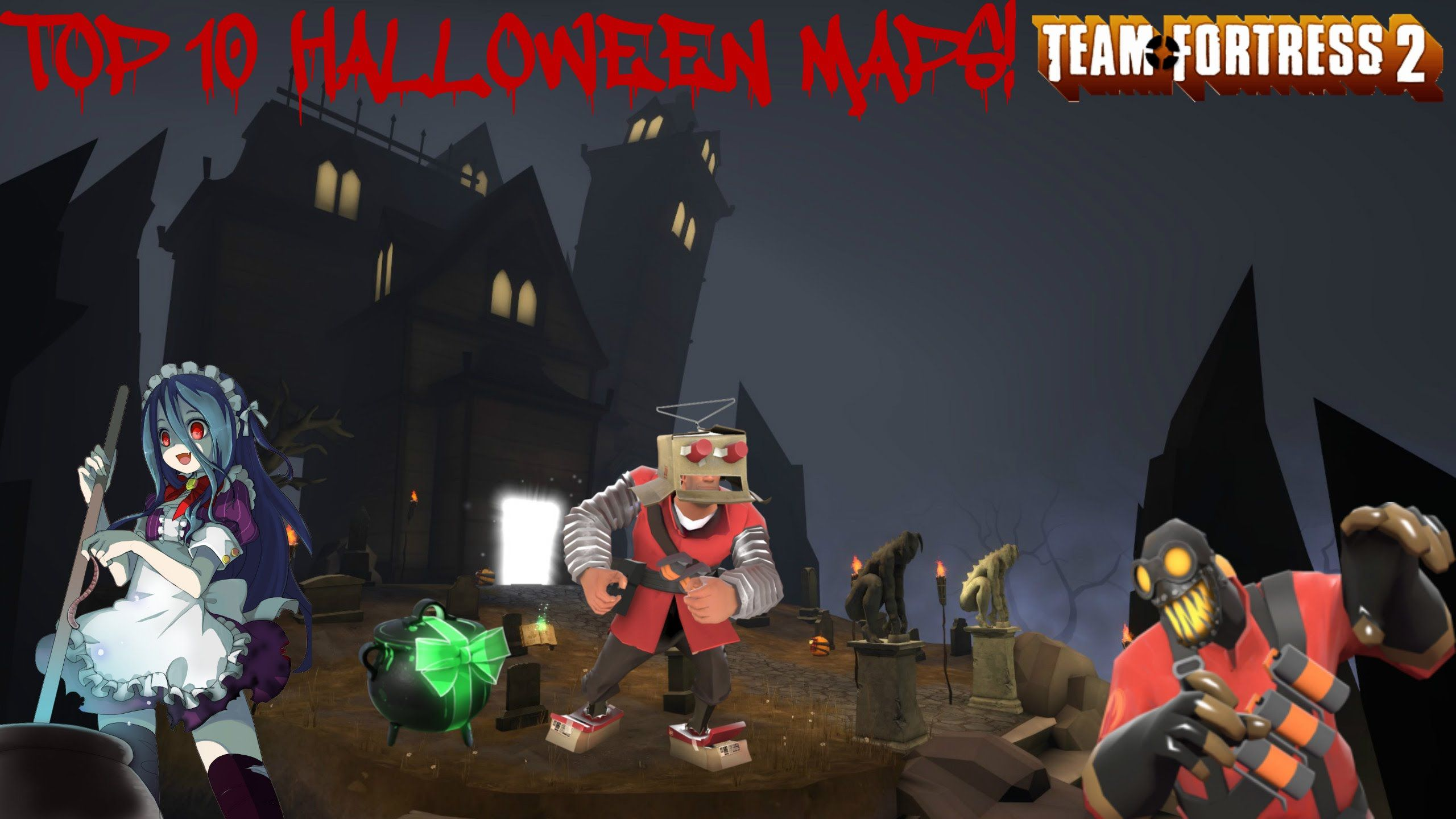 TF2: Top 10 Halloween Maps]-[2016!]   [!Video and Image Club ...